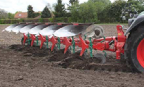 Gullmedalje for Kverneland 2500 i-Plough®