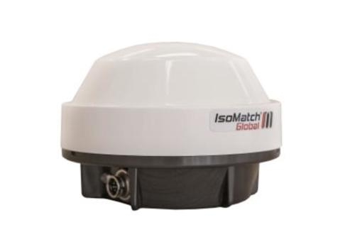 IsoMatch Global GPS mottaker